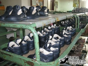 Small factory of kid shoes from one of our partners. Small in quantity, great in quality.